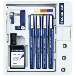 Set pera Marsmatic 02507mm Staedtler 700S4M