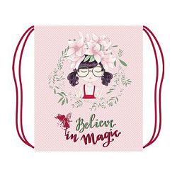 Vrećica za papuče VR01 Believe in magic P50