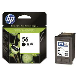 Ink Jet HP no56 C6656AE original crni