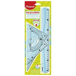 Geometrijski set 14 veliki Flexi Maped 244304 blister