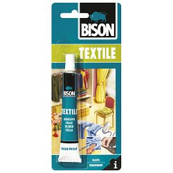 Ljepilo za tekstil 25ml Bison L0406130 blister