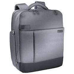 Ruksak za notebook 156Smart Traveller Leitz 60170084 srebrnosivi