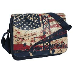 Torba na rame Under the bridge USA Astra 506015027