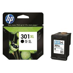 Ink Jet HPno301XL CH563EE original crni