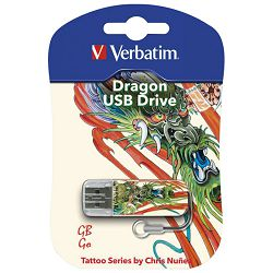 Memorija USB 16GB StorenGo mini Dragon Verbatim 49888 blister