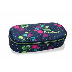 Pernica CoolPack prazna CAMPUS MINTY HEARTS