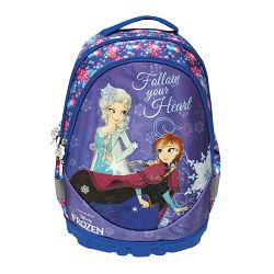 Ruksak ergonomski DISNEY FROZEN follow your heart