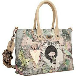Torba fashion na rame Anekke JUNGLE SS20 32,5x14,5x24,5 30711-03JUC
