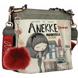 Torba fashion na rame Anekke Paris