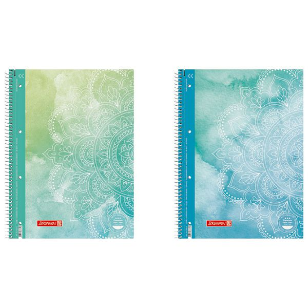Blok kolegij A4 crte  80L perforacija4rupe Colours of Ocean Brunnen 1067927 61