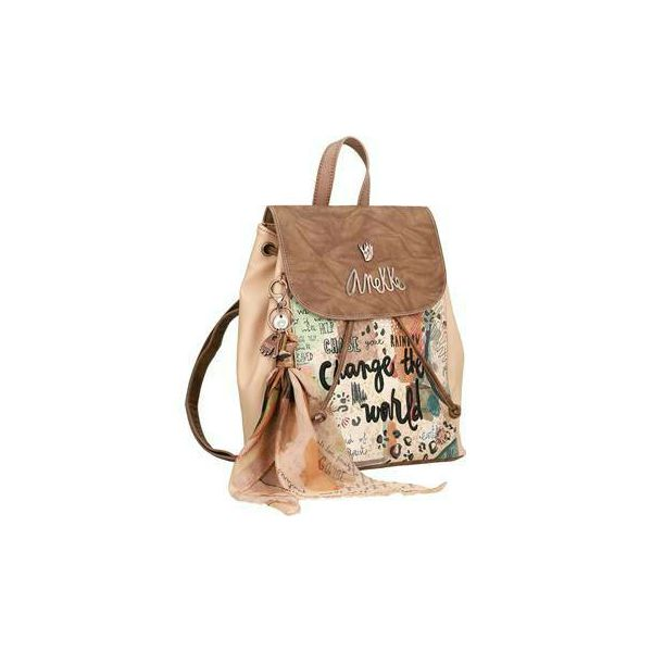 Ruksak fashion Anekke JUNGLE SS20 26x13x30 30715-05JUS